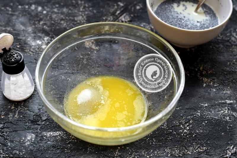 блины с маком и медом рецепт