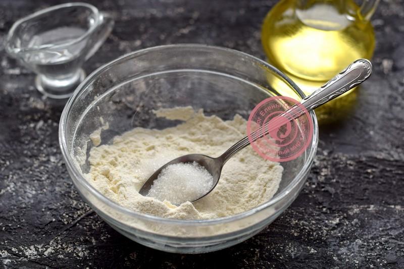 постные блины на воде без яиц рецепт