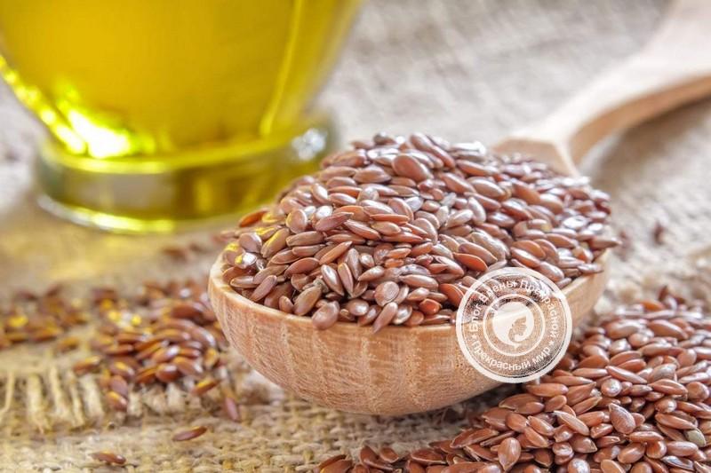 льняное семя для снижения холестерина как принимать