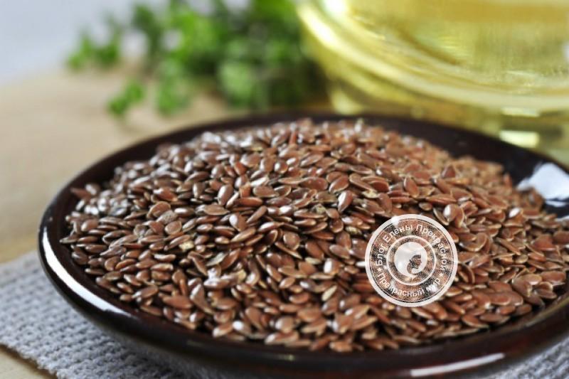 семена льна как принимать для очистки организма и похудения