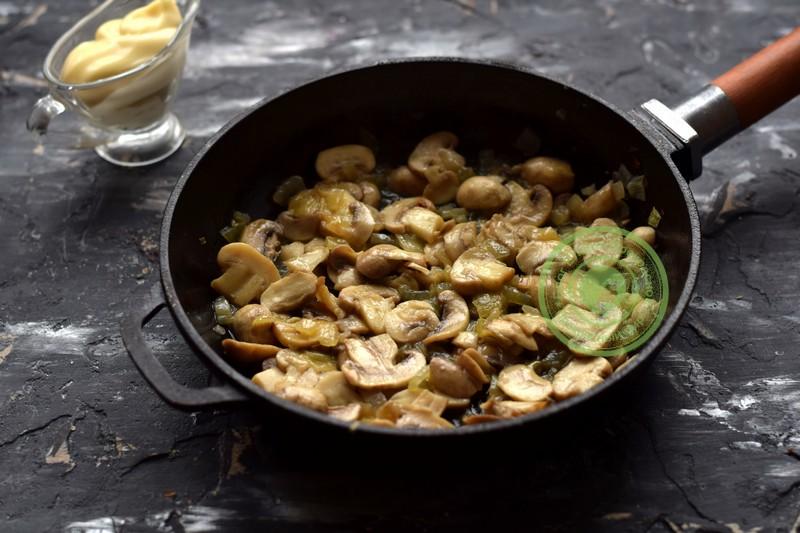 салат лисья шубка рецепт с фото