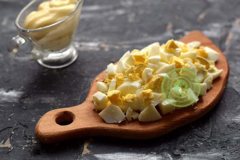 салат лисья шубка рецепт в домашних условиях