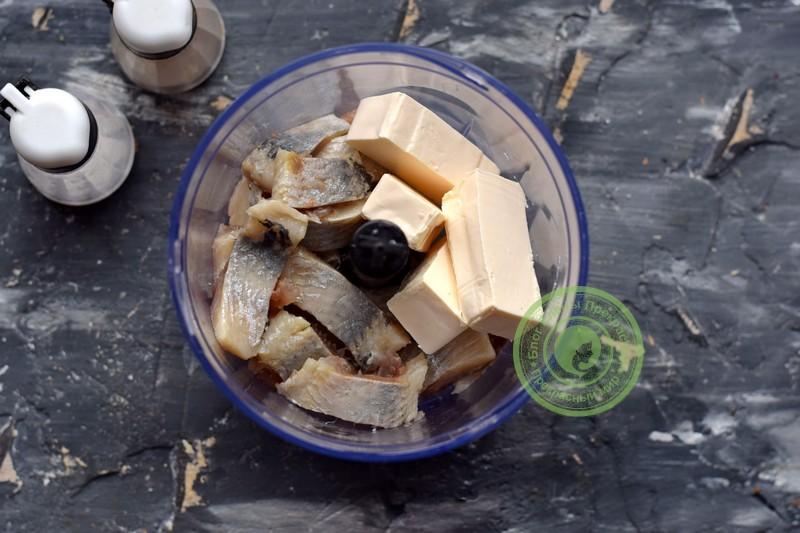 ложная икра из сельди и моркови рецепт с фото