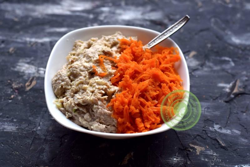 ложная икра из сельди и моркови рецепт в домашних условиях