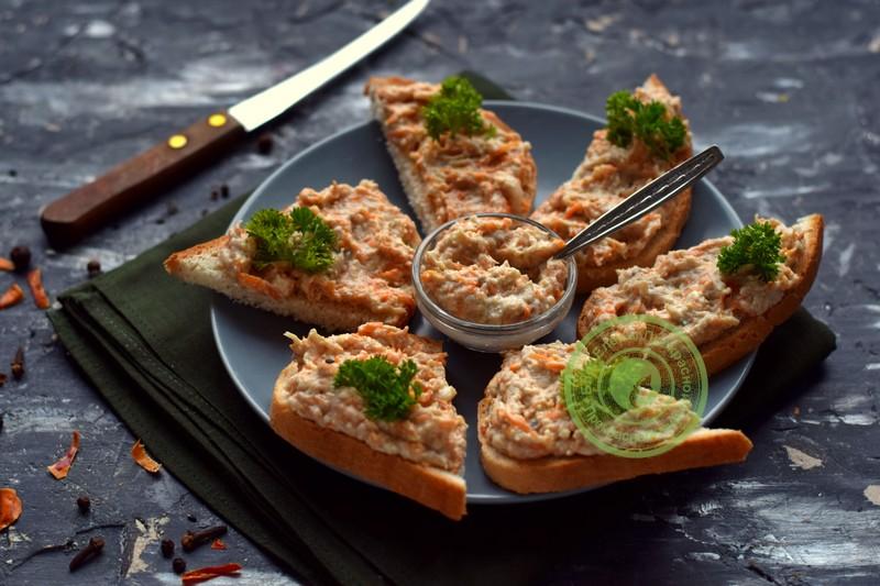 ложная икра из сельди и моркови рецепт на праздничный стол