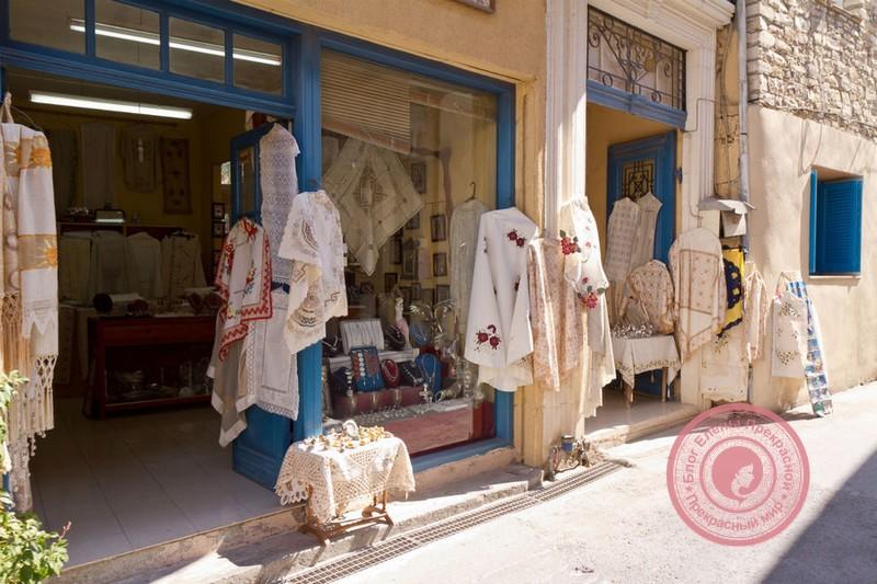 Текстиль на Кипре