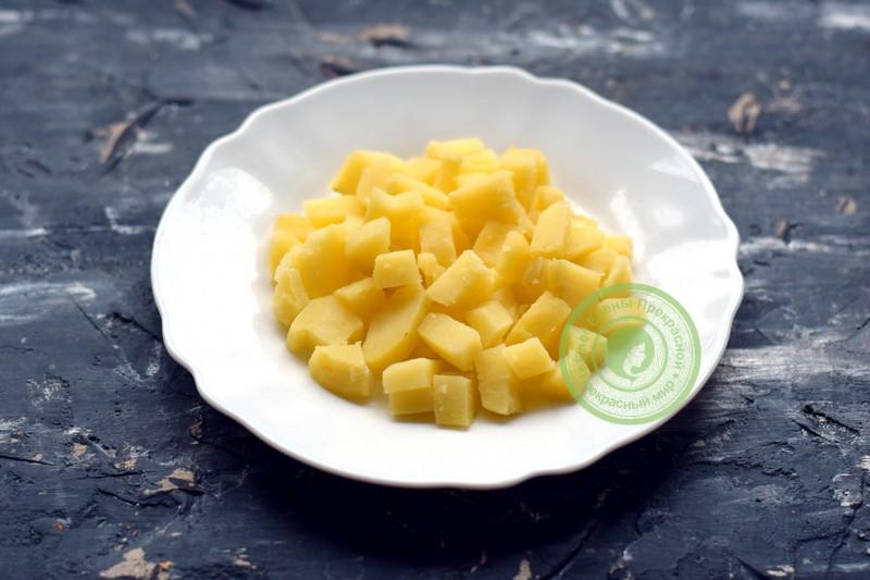 салат с селедкой рецепт