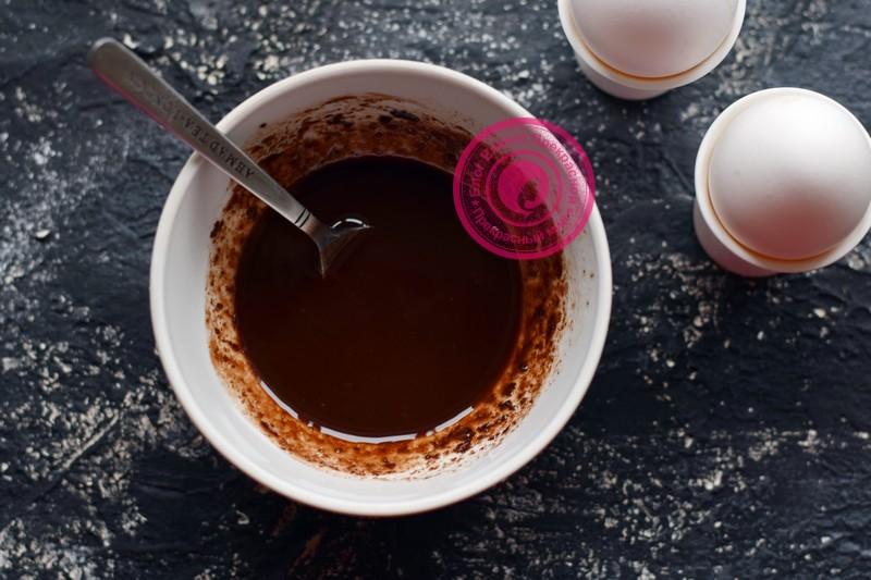 шоколадные блины на молоке рецепт
