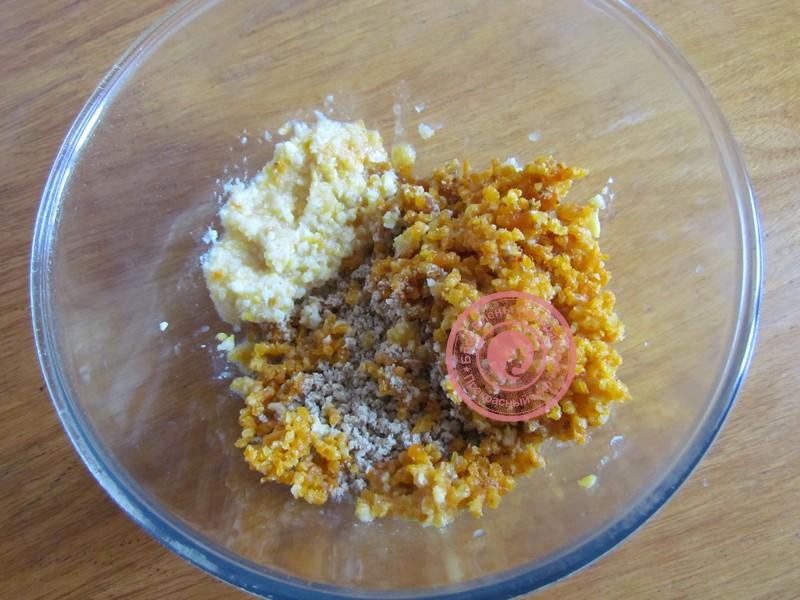 витаминная смесь для иммунитета из меда рецепт