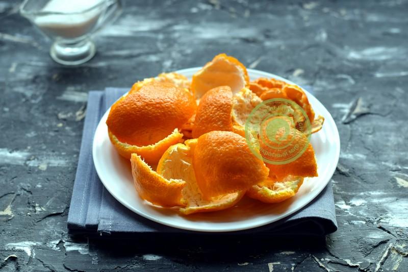 варенье из мандариновых корок рецепт