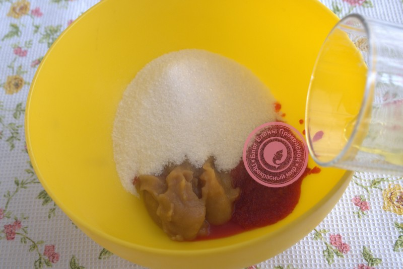 зефир на агаре с калиной рецепт с фото
