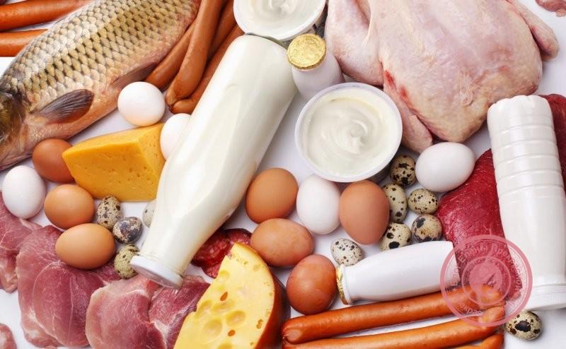 Разрешенные продукты для диеты Дюкана - этап Атака