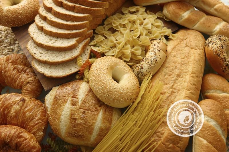 безглютеновая диета - запрещенные продукты