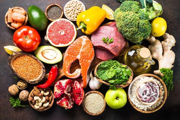 безглютеновая диета - разрешенные продукты