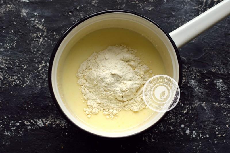блины на кислом молоке с мясом рецепт на Масленицу