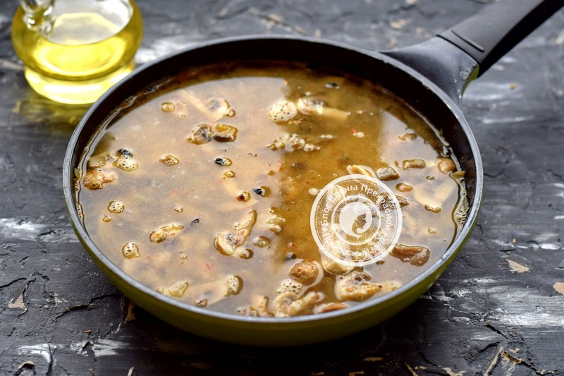 булгур с грибами рецепт в домашних условиях