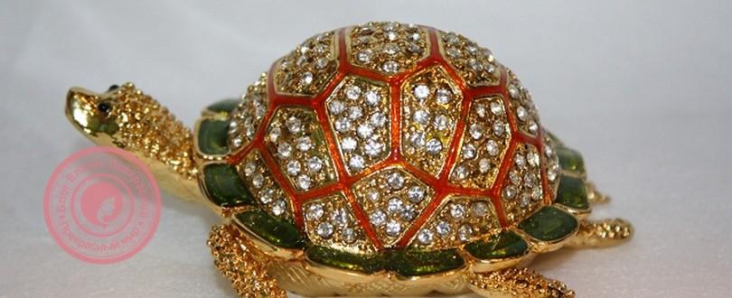 Черепаха по фен шуй: символ, значение, куда ставить дома