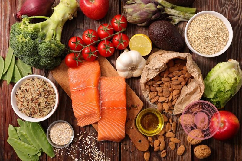 описание и общие принципы диеты 6 лепестков