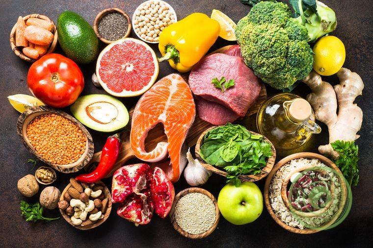 Какие продукты можно добавлять в пищу по диете
