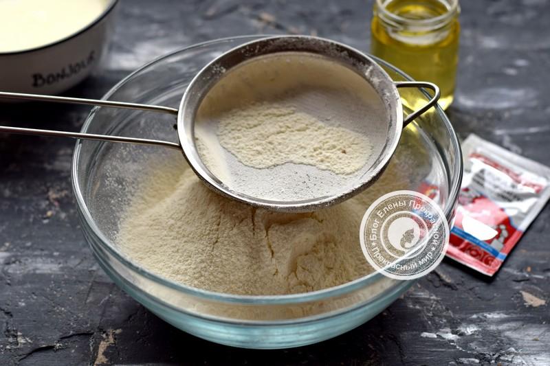 дрожжевые блины на молоке рецепт с фото