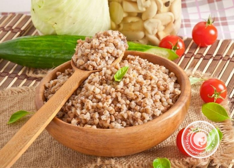 Польза гречки при сбросе лишнего веса