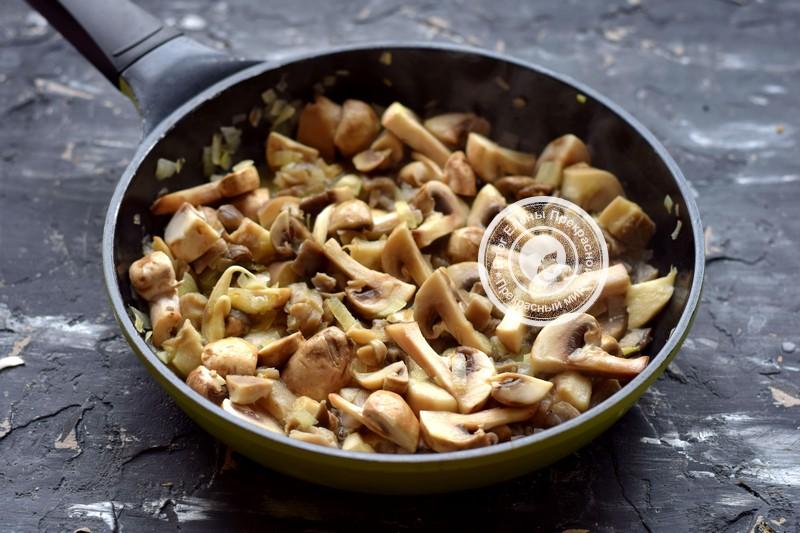 постные грибные котлеты рецепт с фото