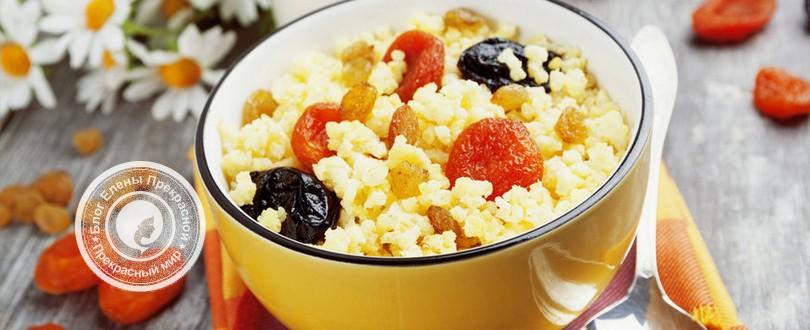 Рисовая каша при диете