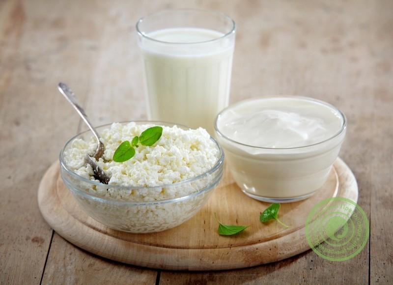 Кефирно-творожная диета