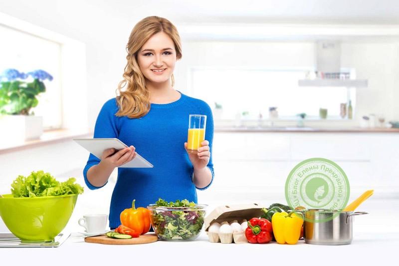 Диета на месяц для похудения эффективные меню отзывы