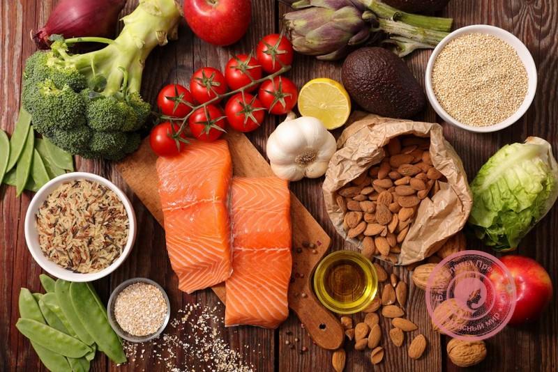Разрешенные продукты для диеты по Дюкану этап Круиз