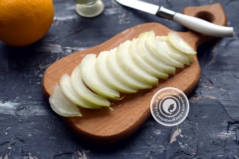маринованная сельдь рецепт с фото