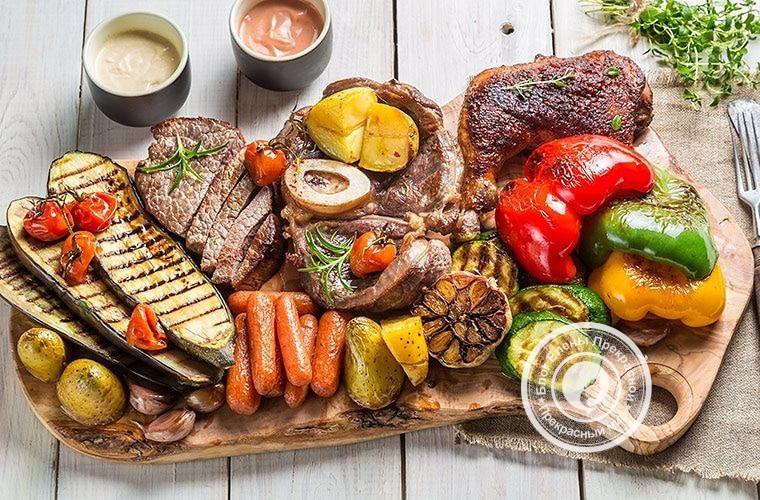 Палео диета: разрешенные продукты