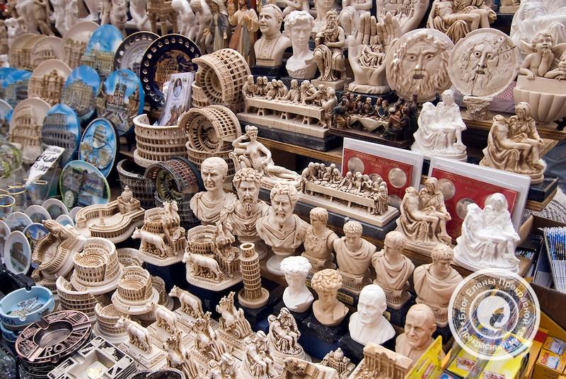 Сувениры из Италии