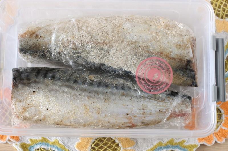 365f28f843ae Сухой посол скумбрии целиком: фото рецепт в домашних условиях