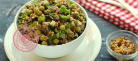 постный салат со шпротами рецепт в домашних условиях