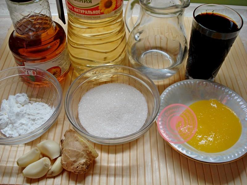Соус терияки: фото рецепт приготовления в домашних условиях