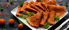 томатные блины рецепт в домашних условиях