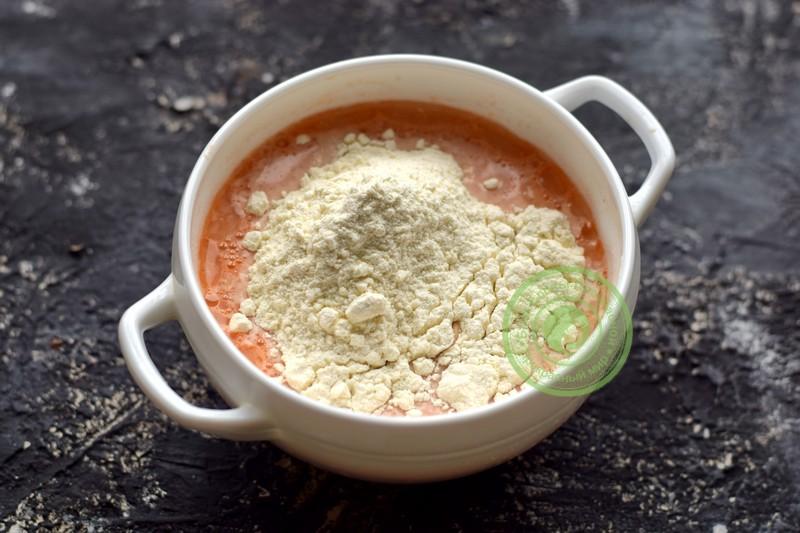 томатные блины рецепт на масленицу