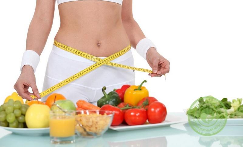 Продукты для похудения и снижения веса