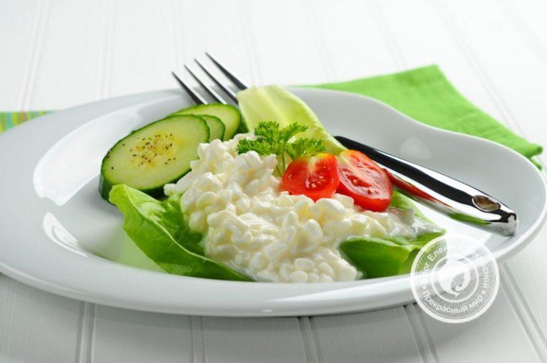 рецепт диетической окрошки для похудения