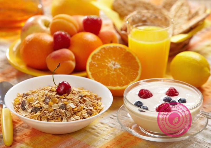 Каша на завтрак при похудении