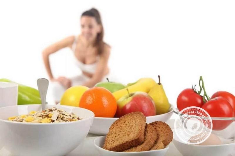 Сбалансированное питание после тренировки