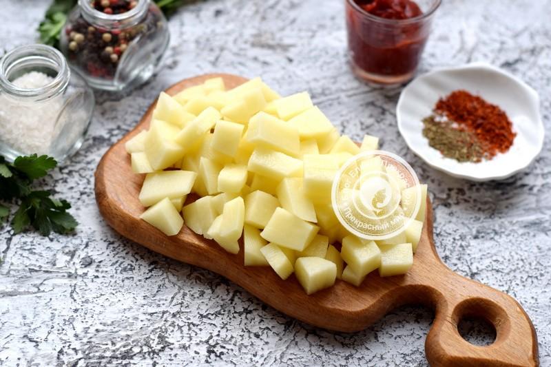 постный борщ с фасолью рецепт в домашних условиях