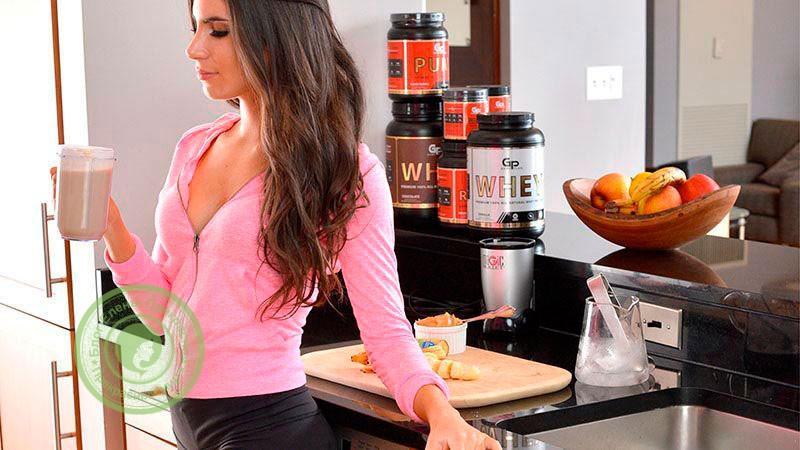 Протеин для похудения девушкам: какой выбрать