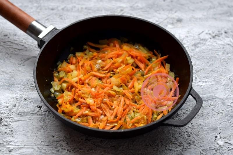 салат из морской капусты с грибами рецепт с фото