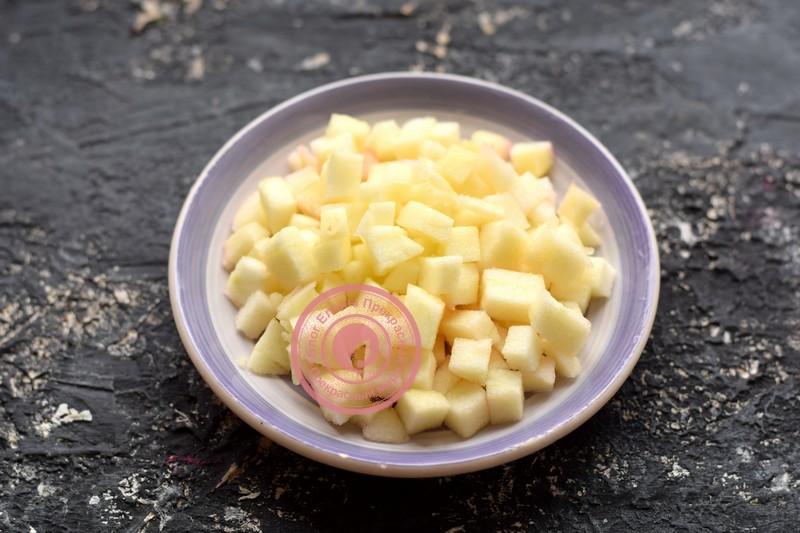 постный салат с фасолью рецепт