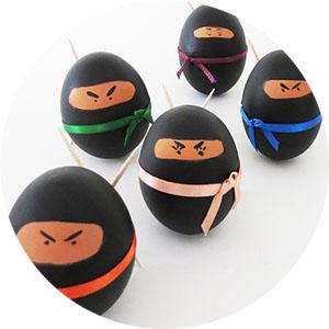 яйца ниндзя
