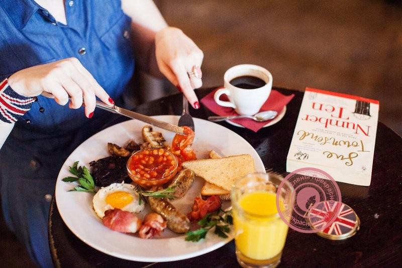 Английская диета: меню на неделю