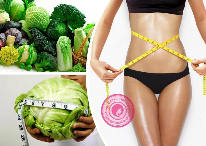 Можно ли похудеть кушая капусту