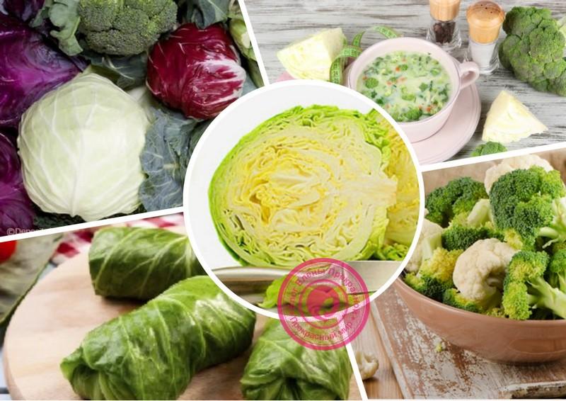 Капустная диета для похудения: рецепты